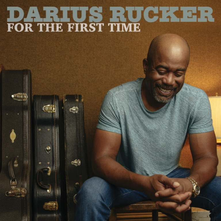 DARIUS RUCKER RELEASES HIS NEW SINGLE, 'FOR THE FIRST TIME.'