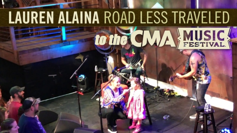 "The ""Road Less Traveled"" to the CMA Fest"