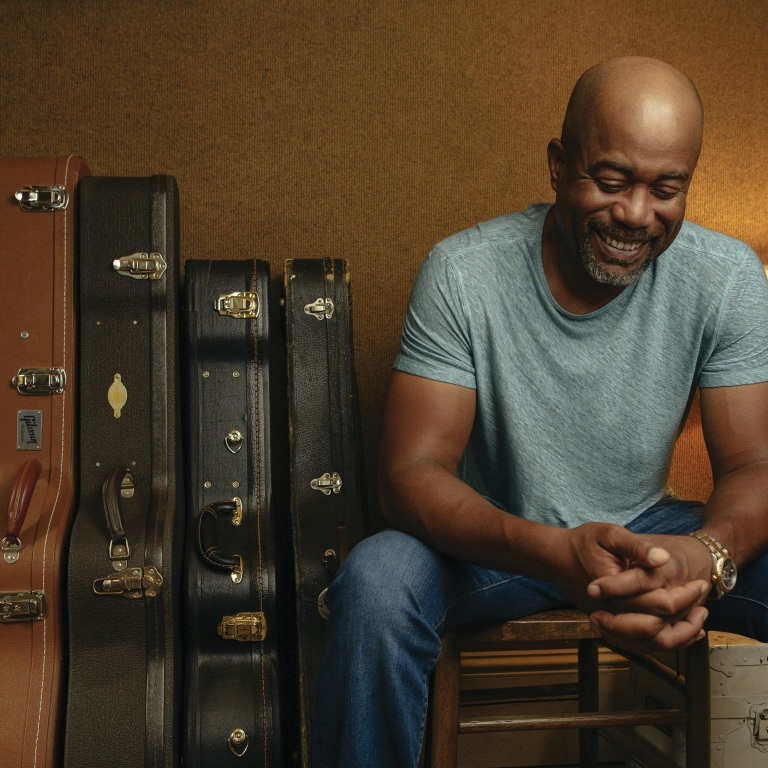 DARIUS RUCKER 'TRIED' TO WATCH 'THE WALKING DEAD.'