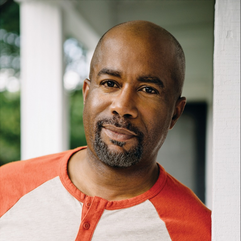 "DARIUS RUCKER CELEBRATES HIS RECENT NO. 1 SONG, ""FOR THE FIRST TIME."""