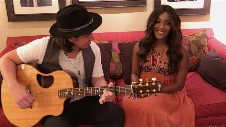 """I Fall To Pieces"" Patsy Cline Cover 