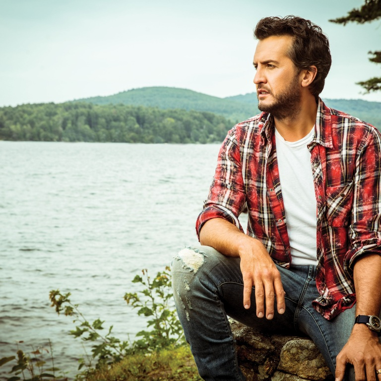 LUKE BRYAN'S 'MOST PEOPLE ARE GOOD' TOPS THE COUNTRY CHARTS FOR A THIRD WEEK IN A ROW.