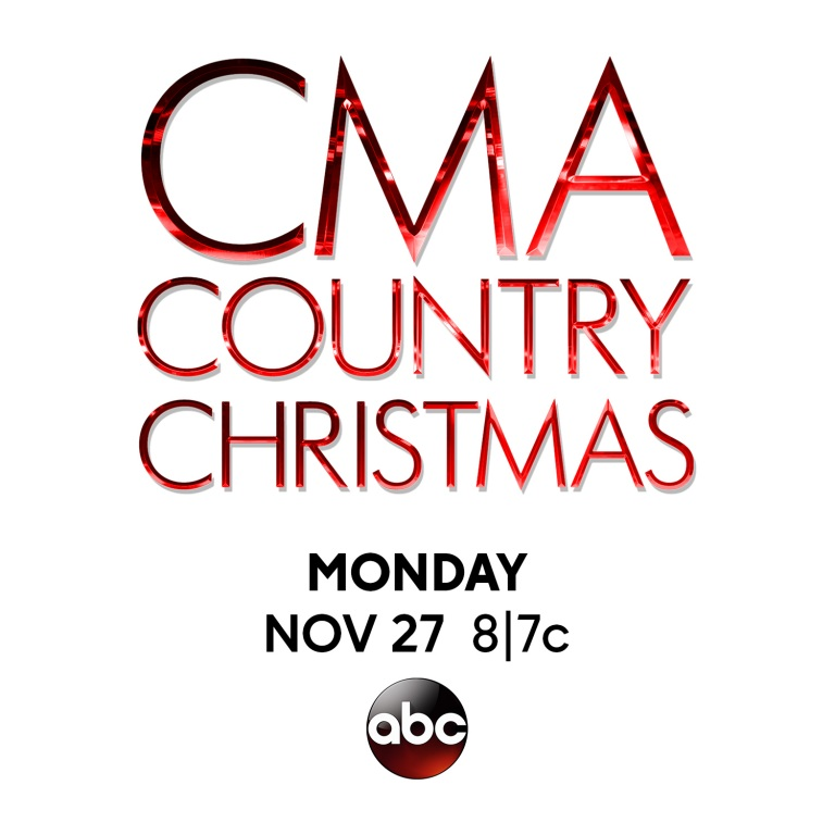LUKE, LADY A, LBT. ALAN AND MORE PERFORM DURING THE CMA COUNTRY CHRISTMAS SPECIAL.