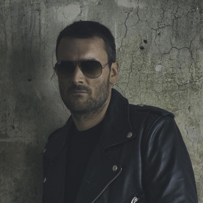 ERIC CHURCH IS STILL'HOLDIN' HIS OWN' FOLLOWING ONE OF THE BIGGEST TOURS OF THE YEAR.