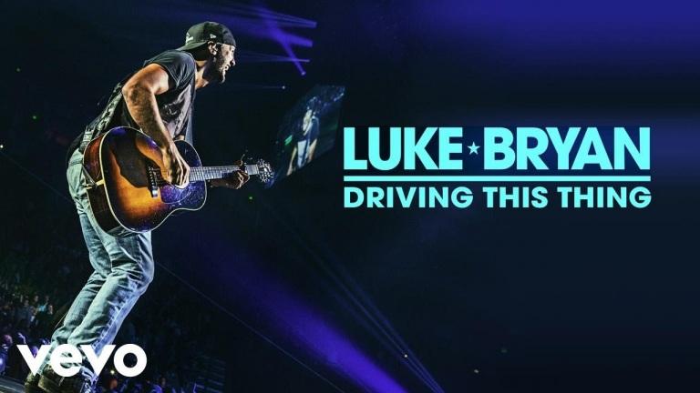 Luke Bryan – Driving This Thing (Audio)