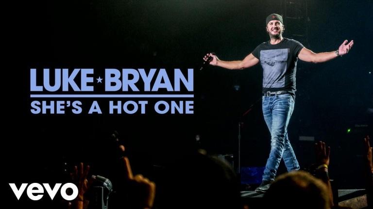 Luke Bryan – She's A Hot One (Audio)