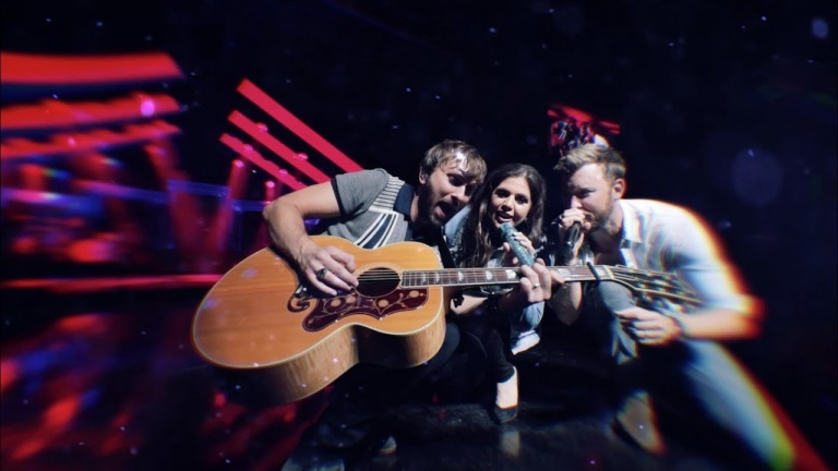 Lady Antebellum + Darius Rucker – Summer Plays On Tour