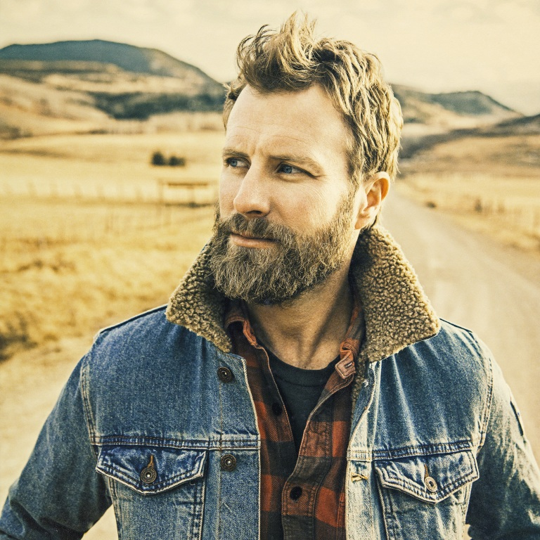 DIERKS BENTLEY OPENED HIS BURNING MAN TOUR WITH MUSIC, CURLING AND MORE.