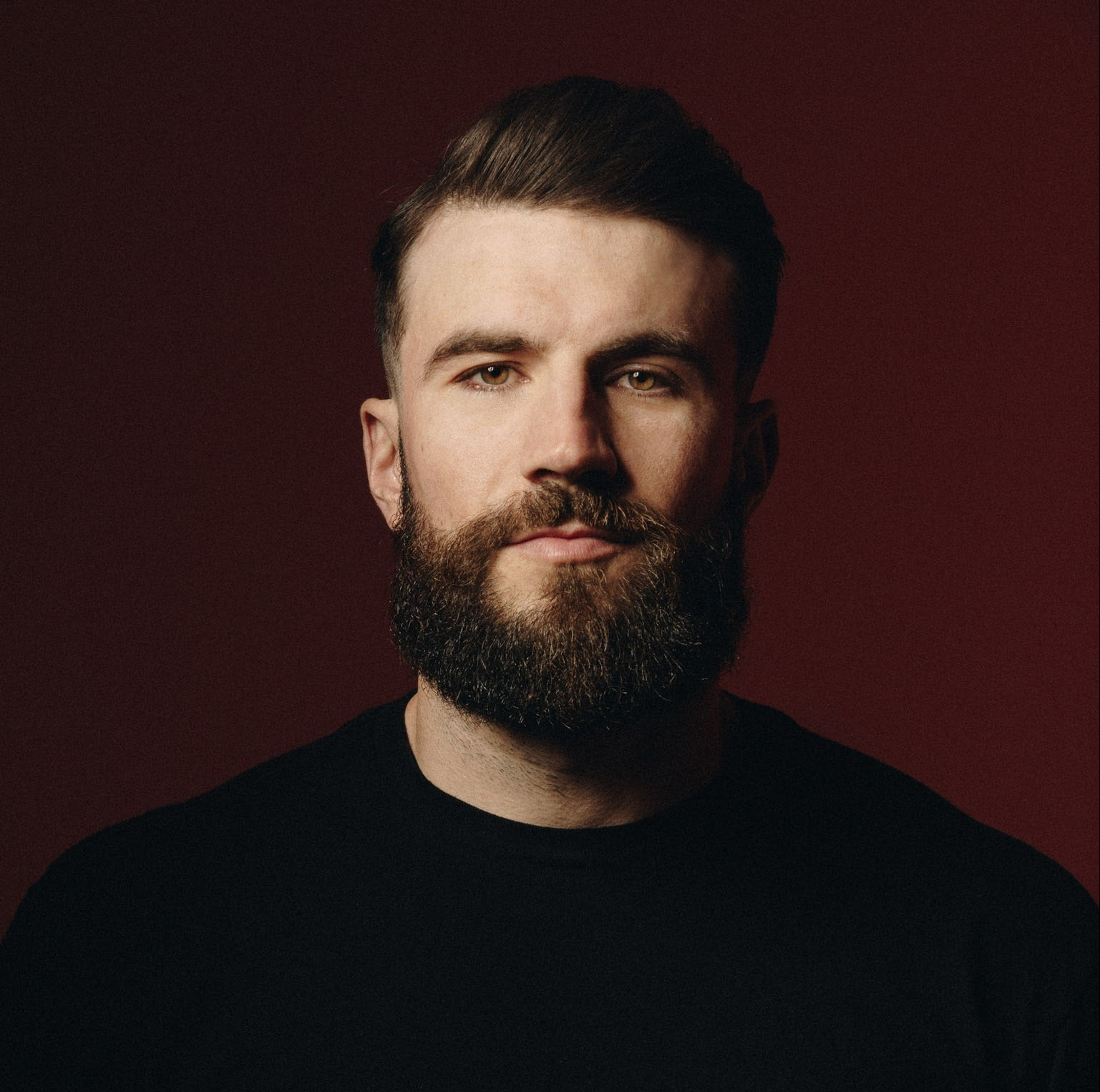 SAM HUNT IS LOOKING FORWARD TO PERFORMING AT THE INDY 500 THIS WEEKEND.