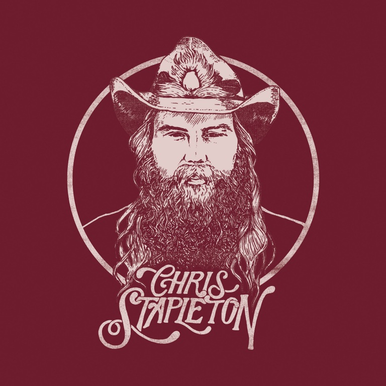 CHRIS STAPLETON IS FLYING HIGH WITH THE EAGLES.