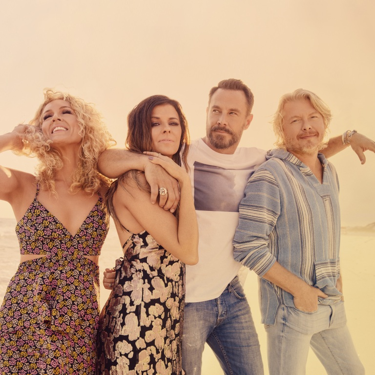 LITTLE BIG TOWN WILL STAND UP TO CANCER.