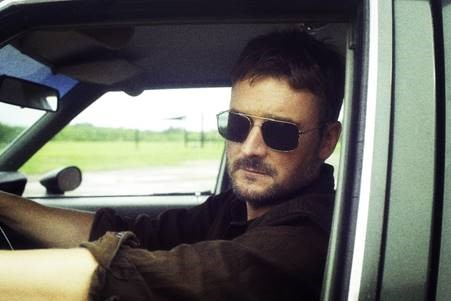 "ERIC CHURCH IS ""HANGIN' AROUND"" WITH LATEST SNEAK PEEK FROM HIS UPCOMING ALBUM, DESPERATE MAN."