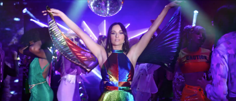 "KACEY MUSGRAVES RELEASES THE OFFICIAL VIDEO FOR ""HIGH HORSE."""