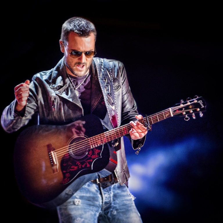 ERIC CHURCH DOUBLES DOWN FOR 2019 TOUR.