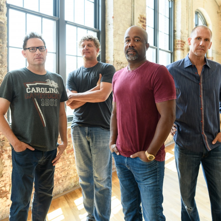 HOOTIE & THE BLOWFISH ANNOUNCE 'GROUP THERAPY TOUR' FOR 2019; WILL RELEASE NEW ALBUM ON UMG NASHVILLE.