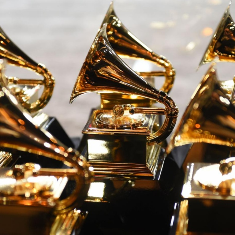KACEY MUSGRAVES AND CHRIS STAPLETON ARE FEATURED ON THE 2019 GRAMMY NOMINEES ALBUM.
