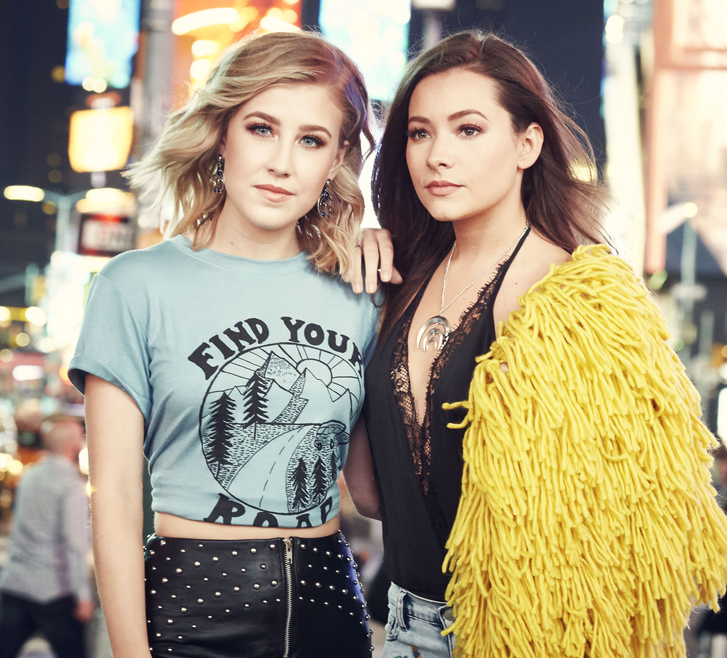 MADDIE & TAE SHARE DETAILS ABOUT THEIR NEW EP, ONE HEART TO ANOTHER, DUE APRIL 26TH.